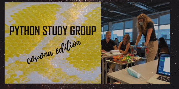 Python Study Group: Corona Edition